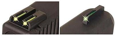 TRUGLO TFO Handgun Sight Set - Glock 42/43 by Truglo