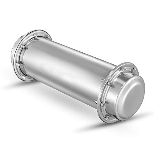 - Jasni Time Capsule Stainless Steel Waterproof Container£¨13.4 Inch£