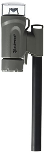Attwood 14190-7 Portable LED Light Kit with Marine Grey Finish - Shipping Free Online Usa Shopping
