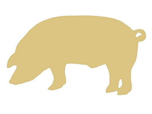 Pig Cut Outs - 6
