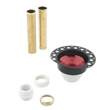 Monogram Brass MB651PVC 1-1//2 PVC Tub Drain Rough-In Kit