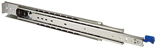 Fulterer 450lb 204kg Full-Extension Heavy-Duty Drawer Slide 46'' With Lock