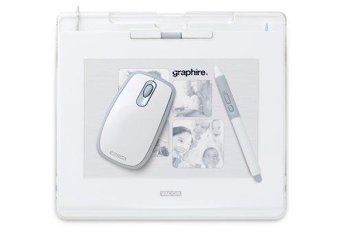 Wacom Graphire4 6x8 Tablet White