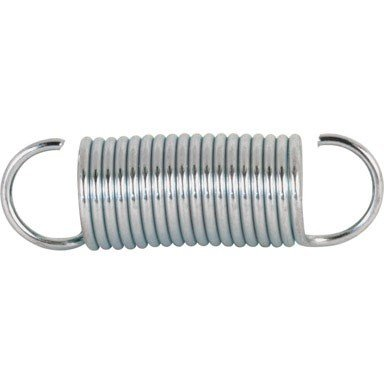 Prime-Line Products SP 9602 Spring, Extension, 7/16-Inch  by 1-1/2-Inch  - .047 Diameter,(Pack of 2) ()