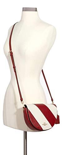 Coach Ellen Crossbody Bag Im/1941 Red/Chalk