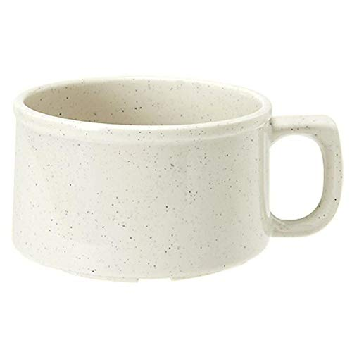 (GET BF-080-IR Santa Fe Soup Mugs, 11 Oz, 4
