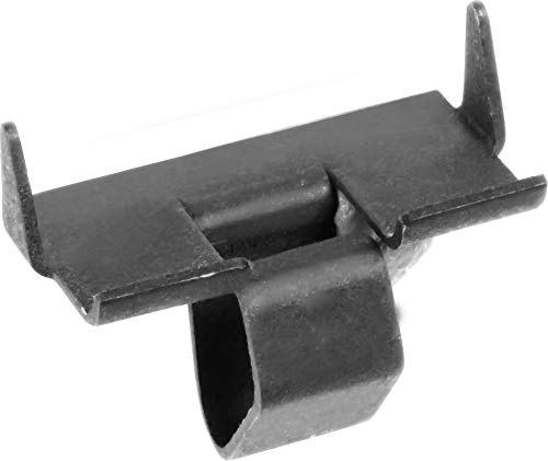 Clipsandfasteners Inc 50 Door & Quarter Glass Channel Clips For GM ()