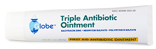 Image of Triple Antibiotic First Aid Ointment, 1 oz. 2-Pack