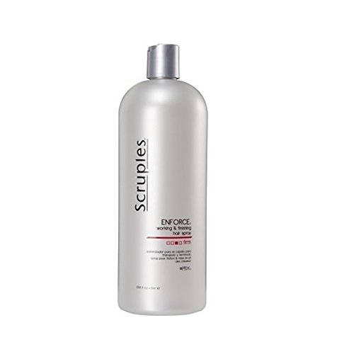 Scruples Enforce Firm Styling Spray, 33.8 Fluid Ounce