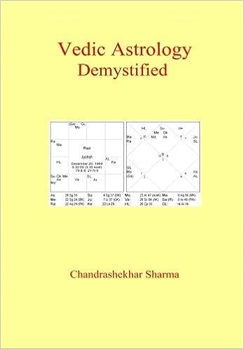 Vedic Astrology Demystified: Chandrashekhar Sharma: 9781500941307