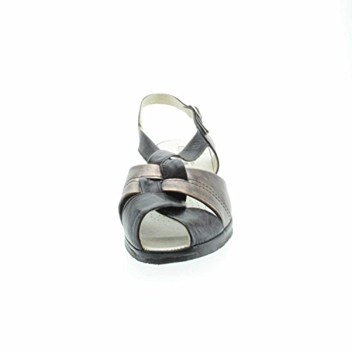 Solidus 3069325-4 - Sandalias de vestir para mujer negro