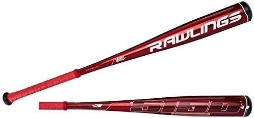 Rawlings 5150 Alloy BBCOR Approved High School/Collegiate Baseball Bat (-3) [並行輸入品]