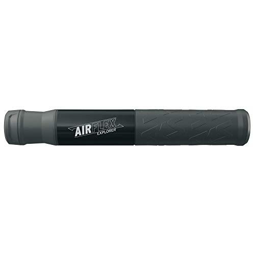 SKS GERMANY Airflex fietspomp, fietsaccessoires (luchtpomp, wielaccessoires met zachte componenten-handgreep…