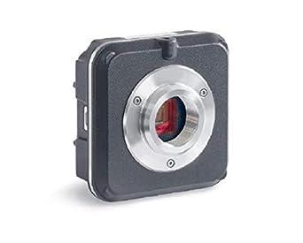 C de Mount Microscopio cámara [Núcleo ODC 824] para aplicaciones en Comunes de Microscopía