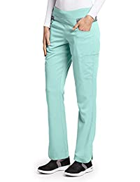Grey's Anatomy Impact 7227 Women's 4-Pocket Space Dye Double Cargo Harmony Scrub Pant