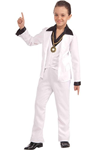 70's Game Show Costumes (Disco Fever Kids 70s Costume)