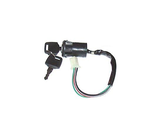 Chinese Ignition Key Switch set 4B for 50-110cc mini ATVs and 70-250cc