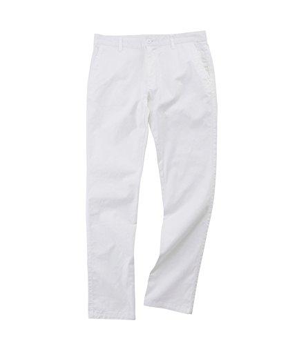 スーツ仕える買うアーノルドパーマー メンズ ゴルフ ロングパンツ ストレッチツイルパンツ AP220107H01 WH 88