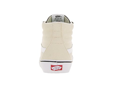 Vans , Chaussures de skateboard pour homme Multicolore Black White