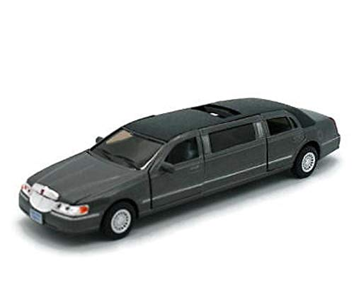 Kinsmart 1/38 Scale Diecast 1999 Lincoln Town Car Stretch