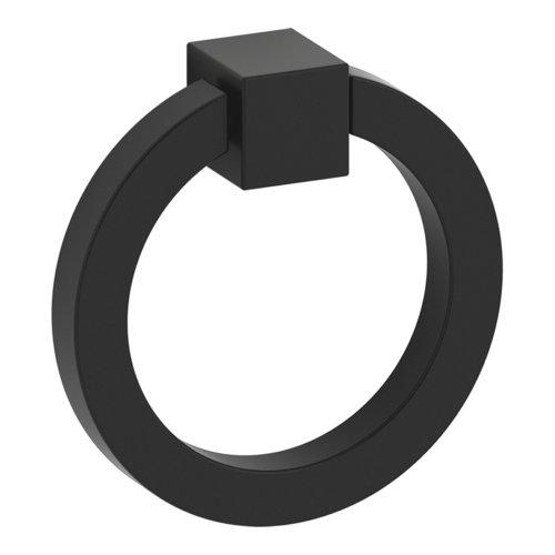 KOHLER K-99685-HF3 Jacquard Ring Pull, Black