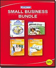 PrintShop Small Business Bundle - Printshop 22, Ultimate Organizer & More! (Office Small Business Premium)
