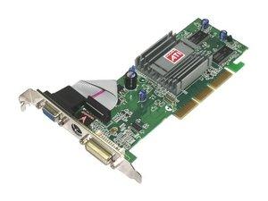 VISIONTEK 9250128A VisionTek 9250128A Radeon 9250 128MB 64-bit DDR AGP 4X/8X Low ()