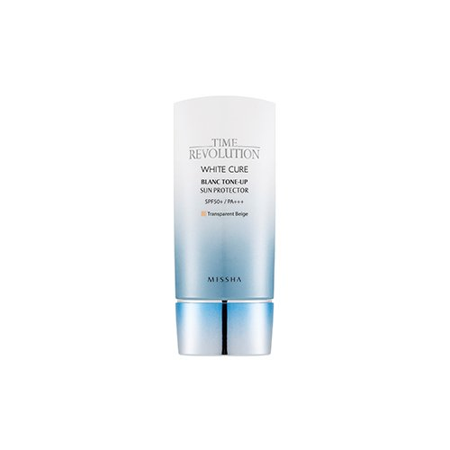 Time Revolution White Cure Blanc Tone-Up Sun Protector SPF50+ / PA+++ from MISSHA
