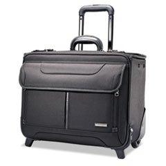Price comparison product image - Wheeled Catalog Case,  17-1 / 4 x 7-1 / 2 x 13,  Black