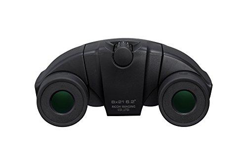 Pentax UP 8×21 black Binoculars Black