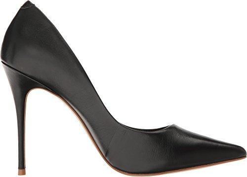 Massimo Matteo Mujeres Pointy Toe Pump 17 Black