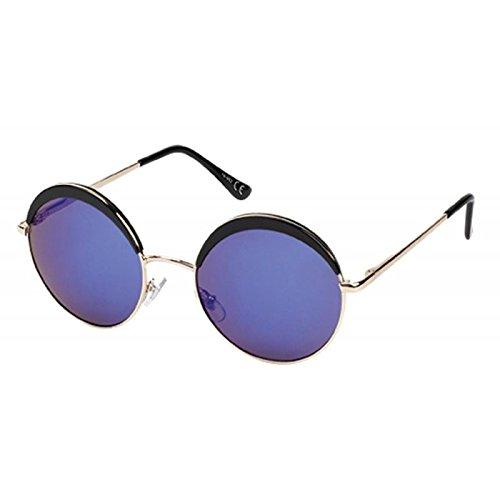 Chic-Net Gafas de sol redondas gafas a lo John Lennon Estilo ...