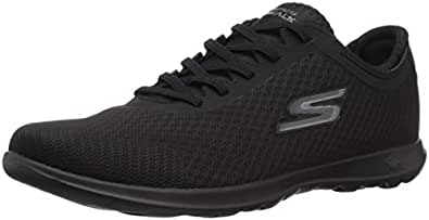Skechers Unisex-Adult 15350 Go Walk Lite - 15350 Black Size: 5