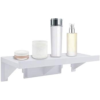 Easy Amp Eco Life Suction Cup Floating Shelf Bathroom Shower