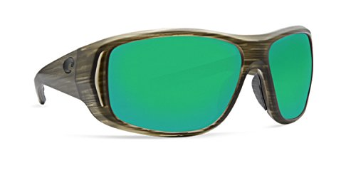 Costa Del Mar 580p MONTAUK Bowfin Sunglasses, Green Mirror - Del Where Is Costa Mar