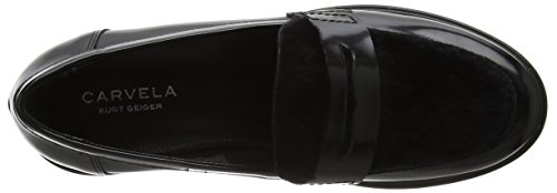 Carvela Women's Labrador Np Loafers Black (Black) Manchester sale online cheap browse discount affordable sale wiki t89oKzyW