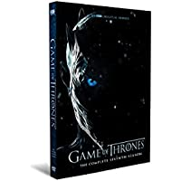Game of Thrones: The Complete Seventh Season (DVDs, 2017, 3-Disc Set) NEW