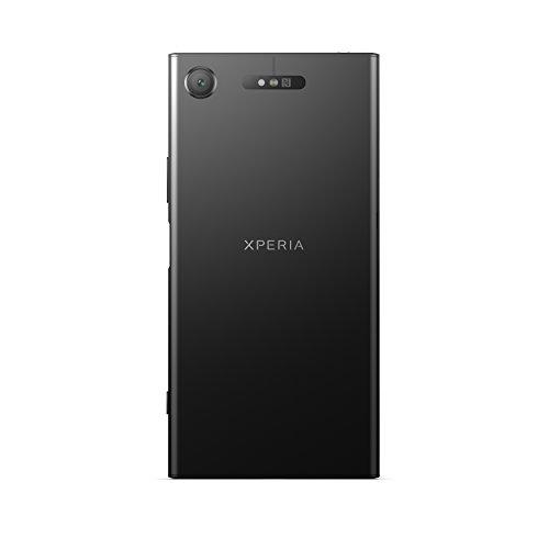 Sony Xperia XZ1 64GB Worldwide GSM Unlocked 4G LTE Smartphone w/ 19MP Camera, Fingerprint Sensor, Octa-Core CPU - Black