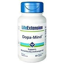 Dopa-Mind 60 Vegtablets by Life Extension