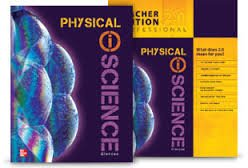 Teacher Edition Science Notebook Physical i Science