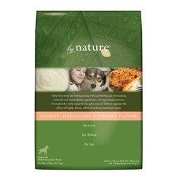 By Nature Natural Salmon, Ocean Fish and Yogurt Flavor Dry Dog Food, My Pet Supplies