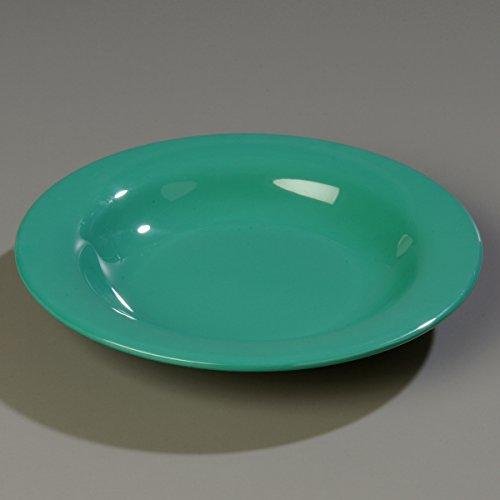 - Green Durus 13 Ounce Pasta-Soup-Salad Bowl 9 1/4 inch - 24 per case