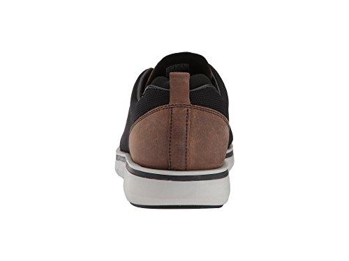 [SKECHERS(スケッチャーズ)] メンズスニーカー?ランニングシューズ?靴 Articulated - Bradmoor Black 10.5 (28.5cm) D - Medium