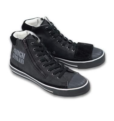 [해외]러프 앤 로드 ROUGH&ROAD 거친 라이 딩 스 니 커 즈 SL 블랙 98 26.0 cm RR5847 / Rough & Road R&h & Road Rough riding Sneakers SL Black 98 26.0 cm RR5847