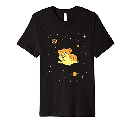 - Guinea Pig T-Shirt - Astronomy Rodent In Space Tee