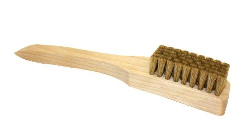 - Silk Spotting Brush #37 White Hog Bristle