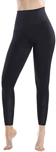 Md Women S High Waist Target Firm Control Shapewear Compression Slimming Leggings Xl Black Buy Online At Best Price In Uae Amazon Ae