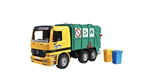 Bruder Recycling Truck by Bruder Toys