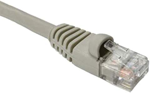 PCGRY7 Pack of 25 CABLE MOD 8P8C PLUG-PLUG 7