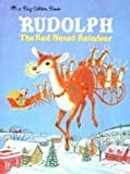 Rudolph the Red Nosed Reindeer, Golden Books Family Entertainment Staff, 030710849X